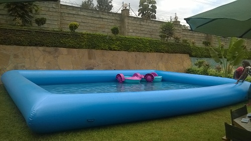 infratable pools in kenya